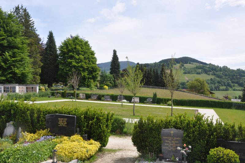 Friedhof in Waiern